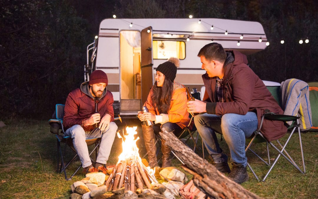 5 Incredible Texas Campgrounds for an RV Rental Trip